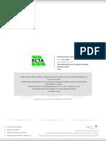 Características operacionais de uma SEMEADORA
