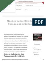 Noções sobre Direitos das Pessoas com Deficiência.pdf