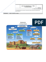 guía de aprendizaje feudalismo