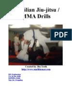 Bjjmma Drills Book