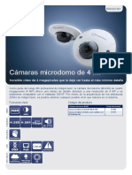 BX-Range_BX430_4MP-Microdome_Datasheet-A4_Spanish