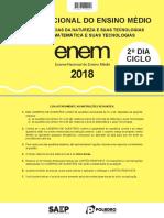 Enem - Ciclo 3 - Prova II - 2018Resoluções.pdf