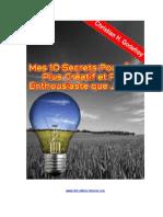 10 Secret Pour Etre Creatif