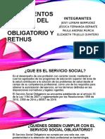 Fundamentos legales del servicio obligatorio y rethus (1) (1)