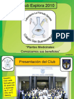 Club Explora 2010 Clausura