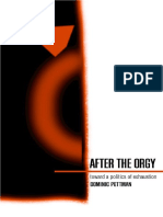 (SUNY series in postmodern culture) Pettman, Dominic - After the orgy _ toward a politics of exhaustion-State University of New York Press (2002).pdf