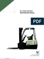Manual de Taller  SC 4500 /5000