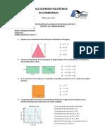 Cuestionario con opciones múltiples Algebra