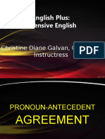 pronoun-antecedent agreement.ppt