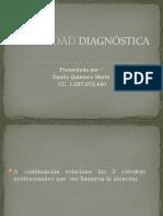 ACTIVIDAD DIAGNÓSTICA