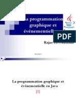 Chap 7 La Programmation Graphique Et Événementielle