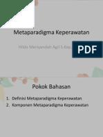 Metaparadigma Keperawatan 5-7