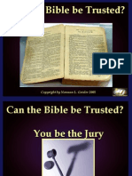 6229832 Can i Trust My Bible