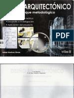180. Diseño Arquitectónico, enfoque metodológico - Rafael Martínez Zárate .pdf
