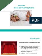 Teatro ecol+¦gico para ni+¦os
