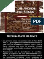 Textiles Andinos Prehispanicos