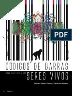 Códigos de barras para identificar a los seres vivos.pdf