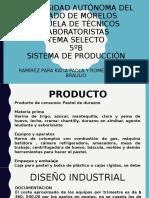 Línea sistemas producción