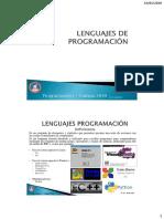 C02 - Lenguajes y fundamentos de programación
