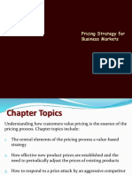 05. Pricing Strategy