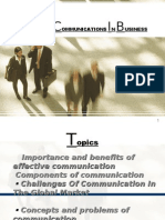 24558136 Effective Communications in Business