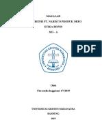 makalah kasus oreo (etika bisnis)
