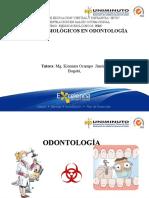 AGENTES BIOLÓGICOS EN ODONTOLOGÍA