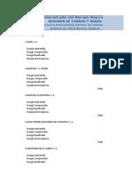 Resumen de Cobros y Pagos Interconexion México ITE 01-2019 ( A )