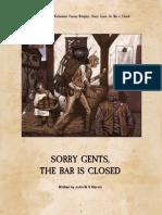Sorry Gents Middenheim
