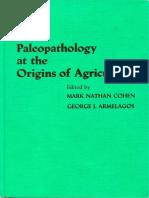 Mark Nathan Cohen Paleopathology at the Origins of Agriculture  .pdf