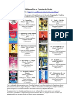 Os 10 Melhores Livros Espiritas Do Seculo XX