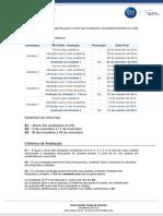 Calendário de Sociologia veiga de almeida