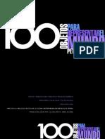 100 Objetos para representar el mundo Peter Greenaway