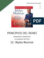 principios del reino traduccion
