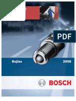 Catalogo de Bujias Bosch 2008