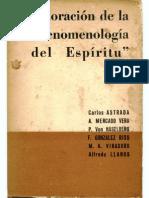 Astrada-Ed-Valoracion de La Fenomenologia Del Espiritu-Hegel