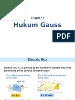 Chp 3 Hukum Gauss