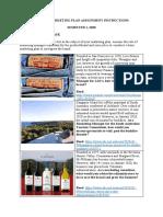 BSB 126 Marketing Plan Instructions(3)(1)