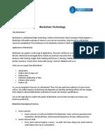 Blockchain Technology Capabilities 2030