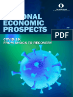 Regionalne ekonomske perspektive u regijama EBRD-a, svibanj 2020. godine