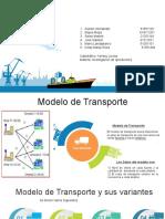 METODOS DE TRANSPORTE
