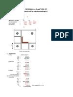 Tower_Base_Plate_Design_AISC