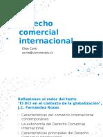 2019-10 DCI 02 lectura Fernandez DCI and globalización