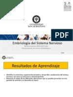 Clase 01 Embriología del Sist Nervioso DBIO 1039-1062