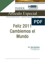 FELIZ 2011 Cambiemos El Mundo - Aldo Diaz Rivero