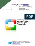 Quick Start Tutorials Code Charge Studio