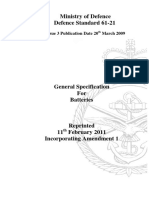 02. Exhibit I - Defence Standard 61-21 Issue 3