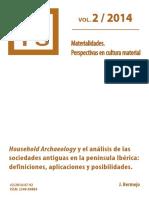 household archeology o arqueol de la unidad domestica.pdf
