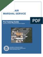 Air Marshal Pre Training Guide