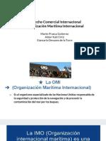 La OMI  (Organización Marítima Internacional)